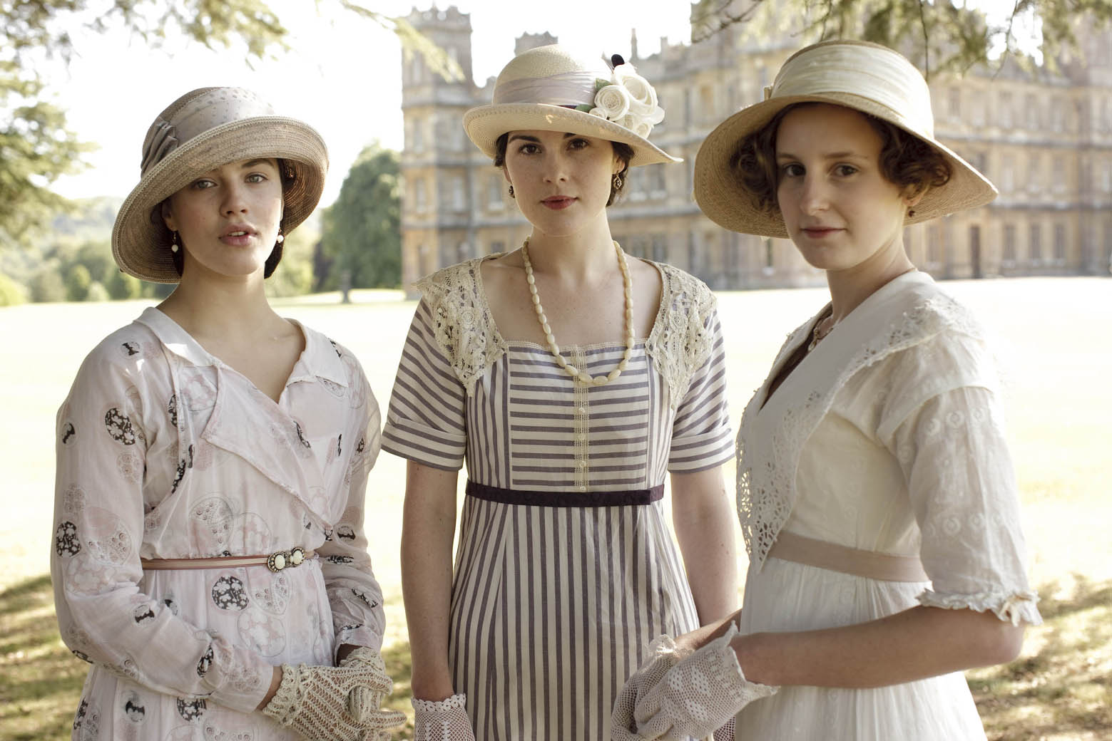 Getting Down with Downton