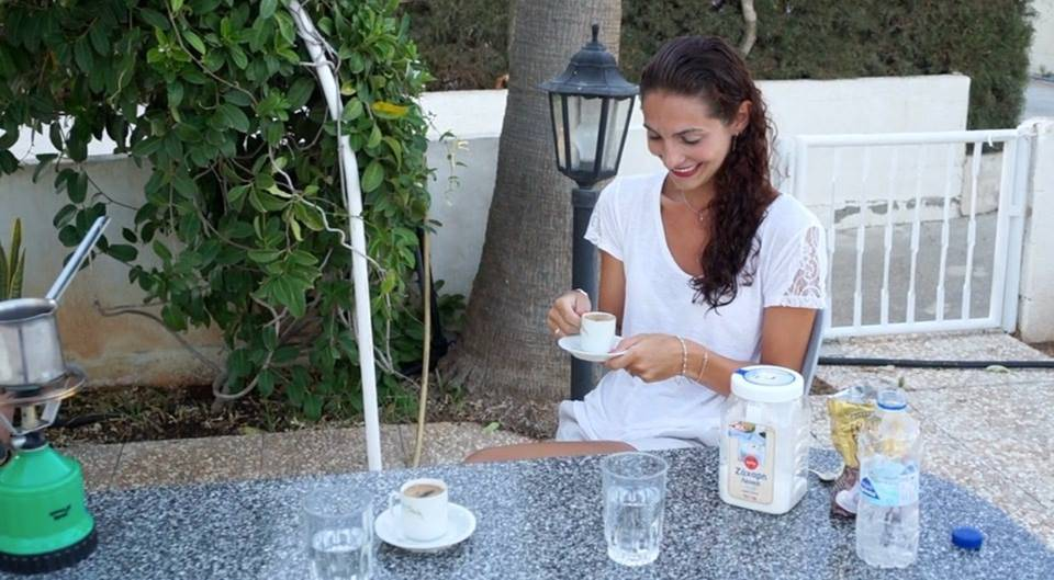 How to Make Greek Coffee!