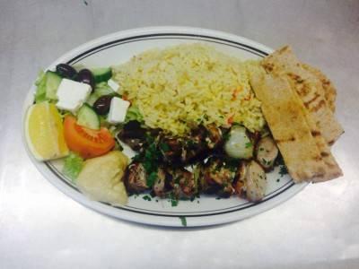 Greek Dinner Party Around the World!