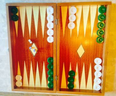How to play Tavli – Greekstyle