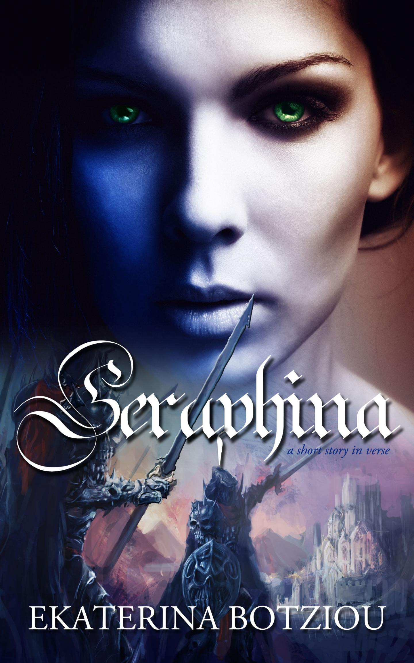 SERAPHINA Cover Reveal!
