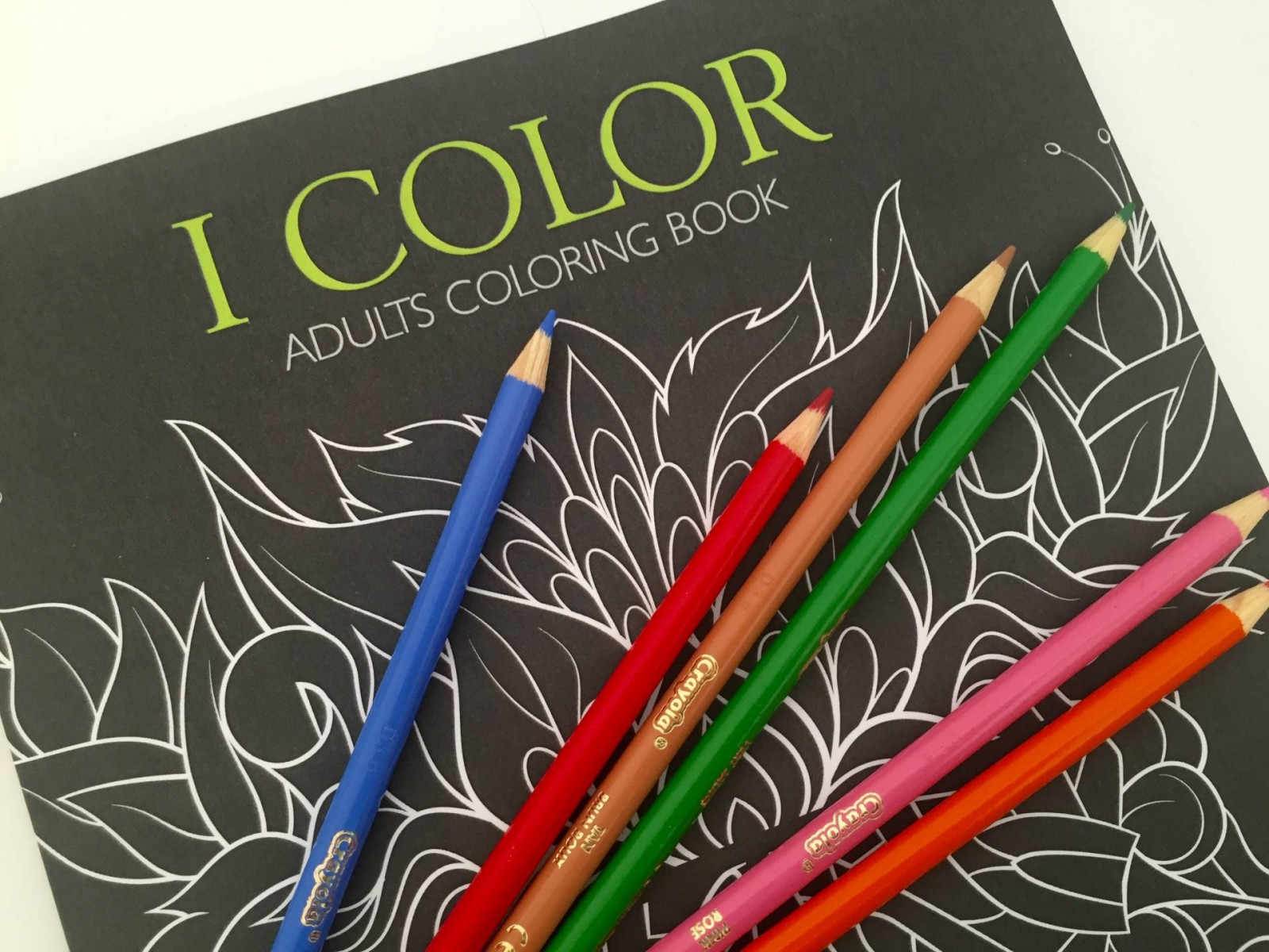 Relax with Adult Colouring