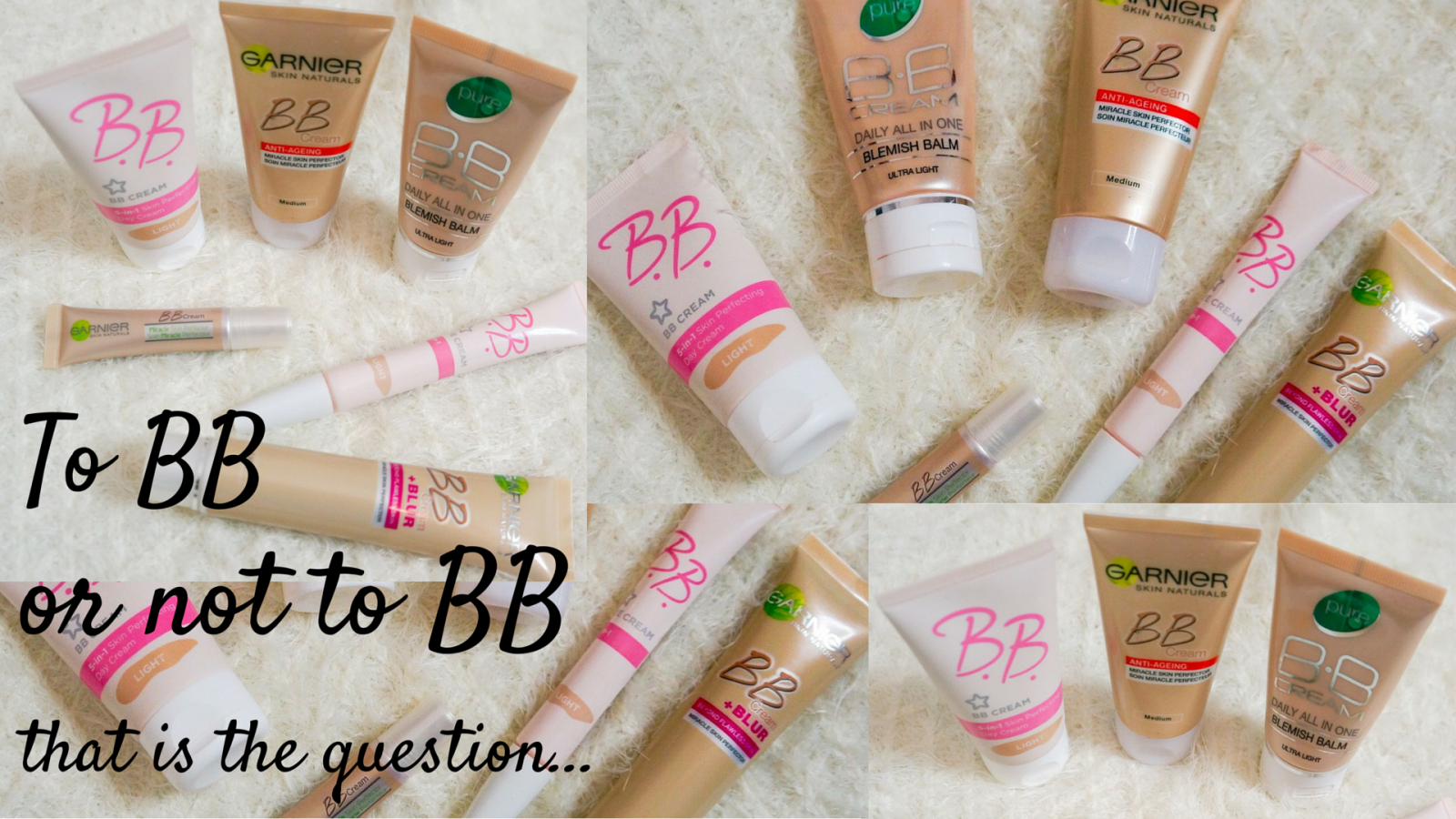 To BB or not to BB (cream)