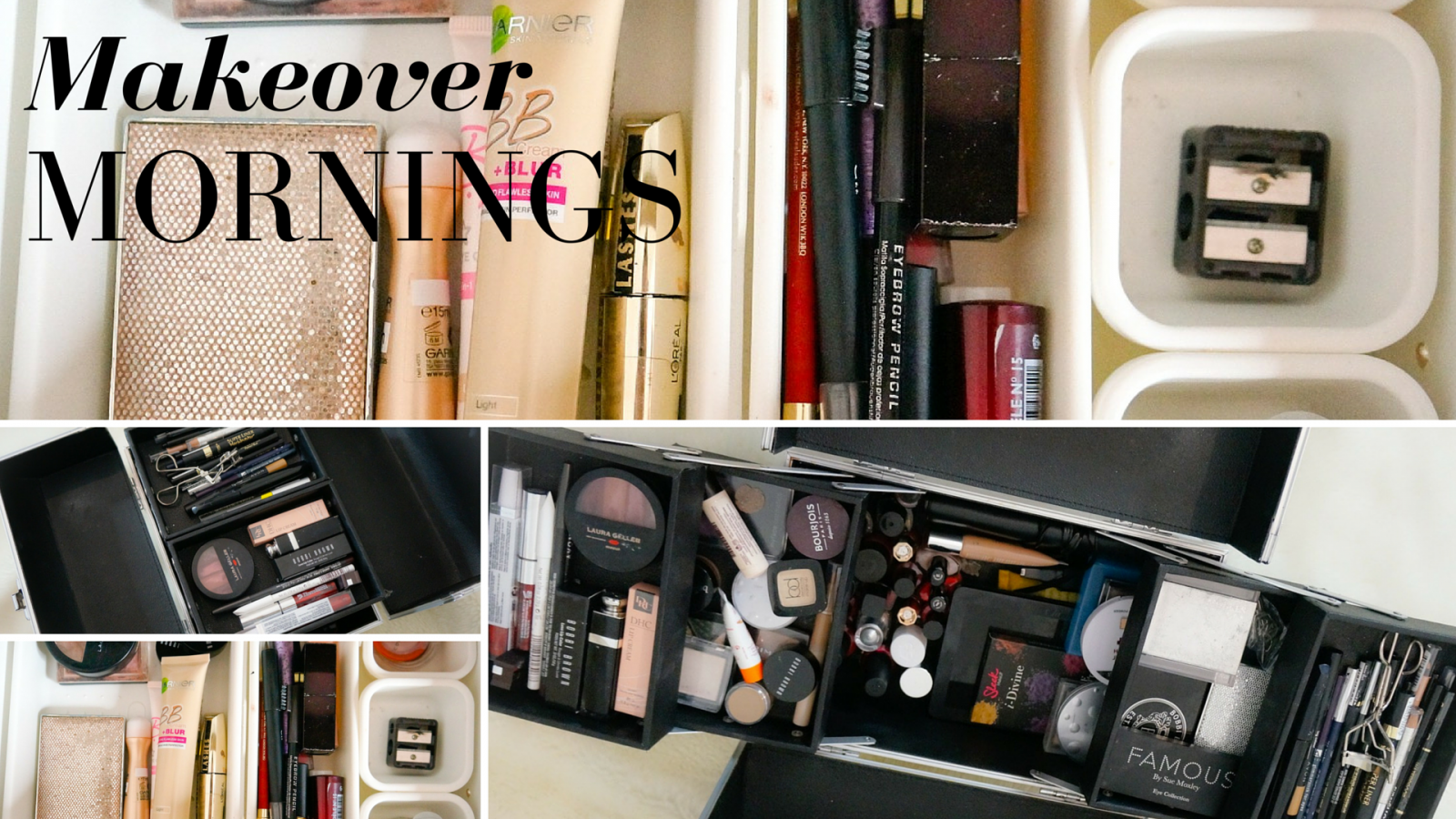 Makeover your Make-up Box!