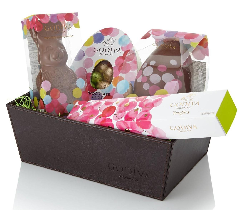 Godiva Easter Box