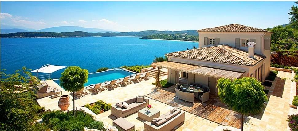 Luxury Greek Holidays - Simpson