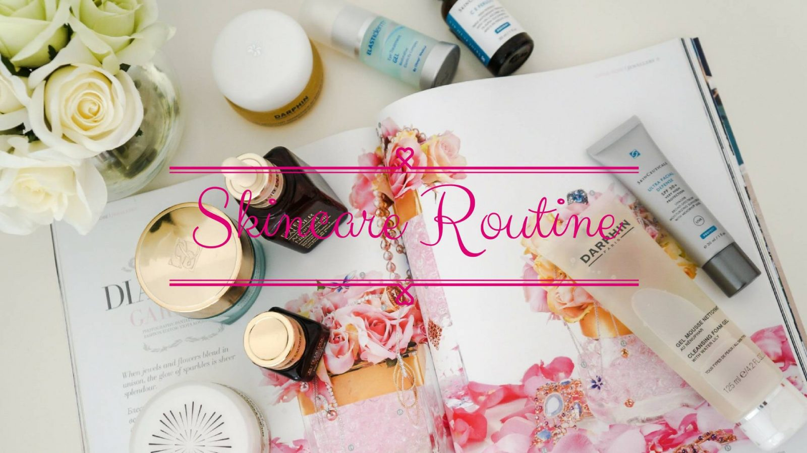 NEW Skincare Routine Post Pregnancy