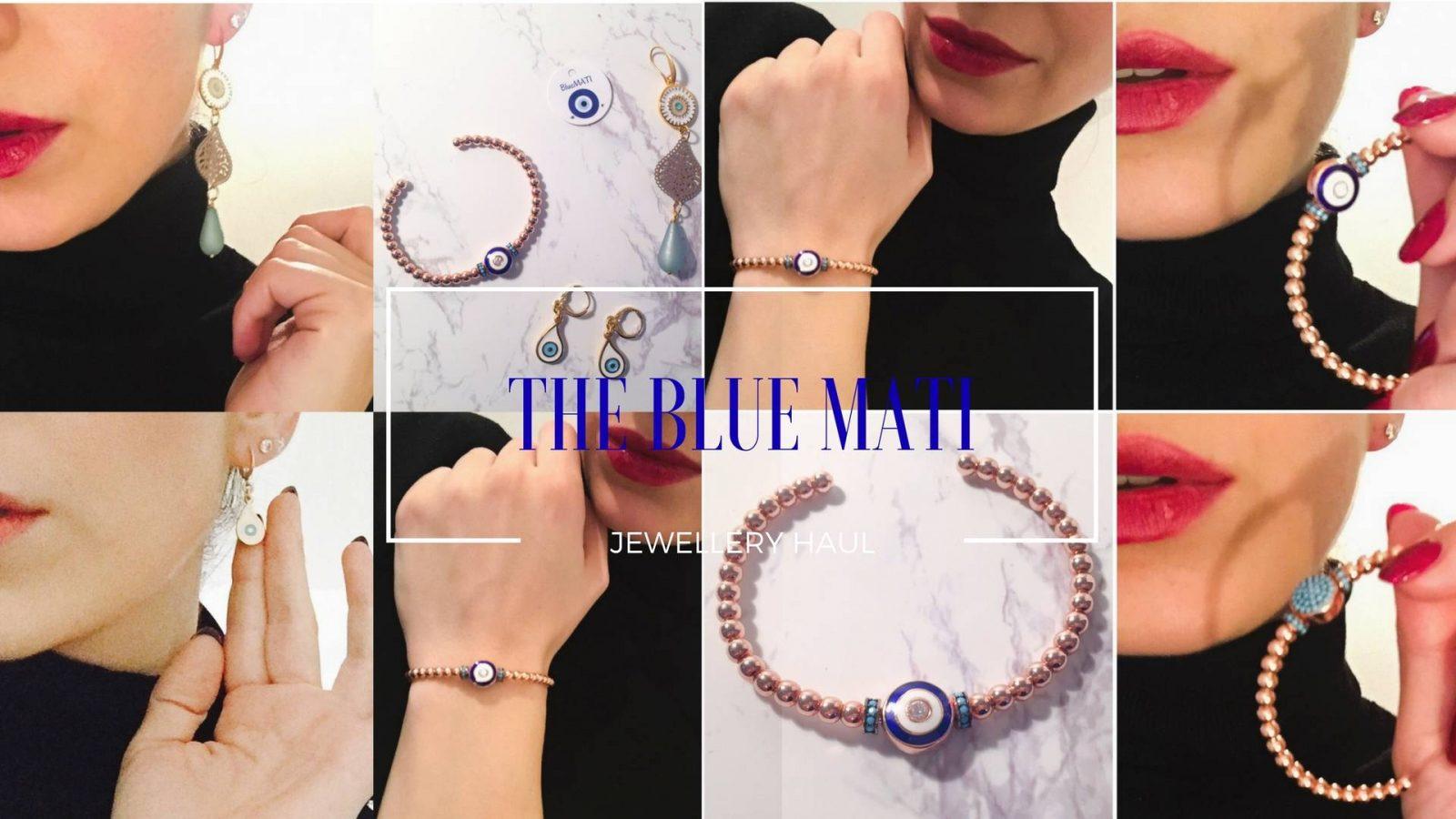 BlueMATI Greek Jewellery Haul
