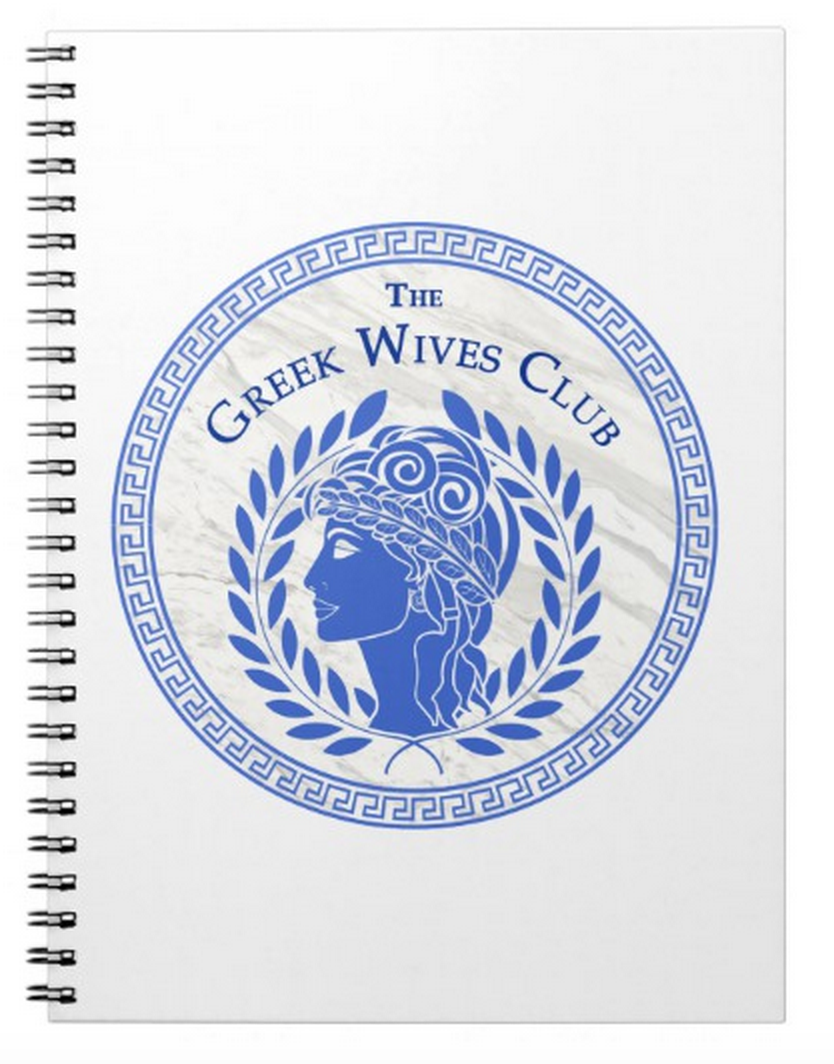 The Greek Wives Club Notebook