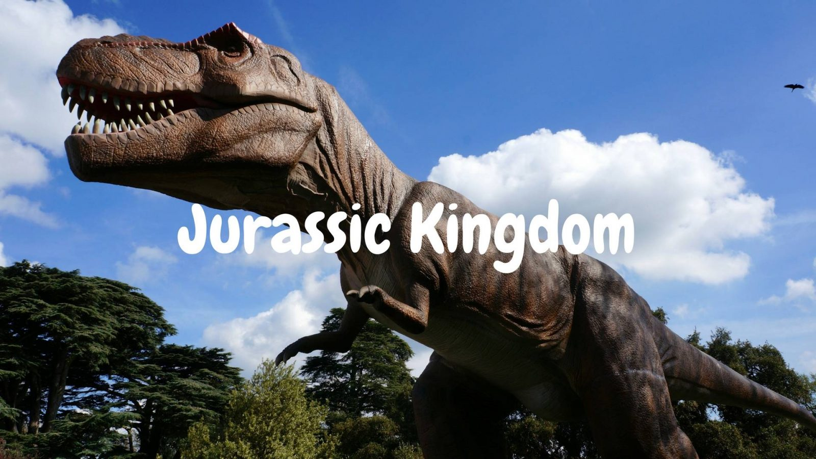 Have an Egg-citing Easter weekend at Jurassic Kingdom!