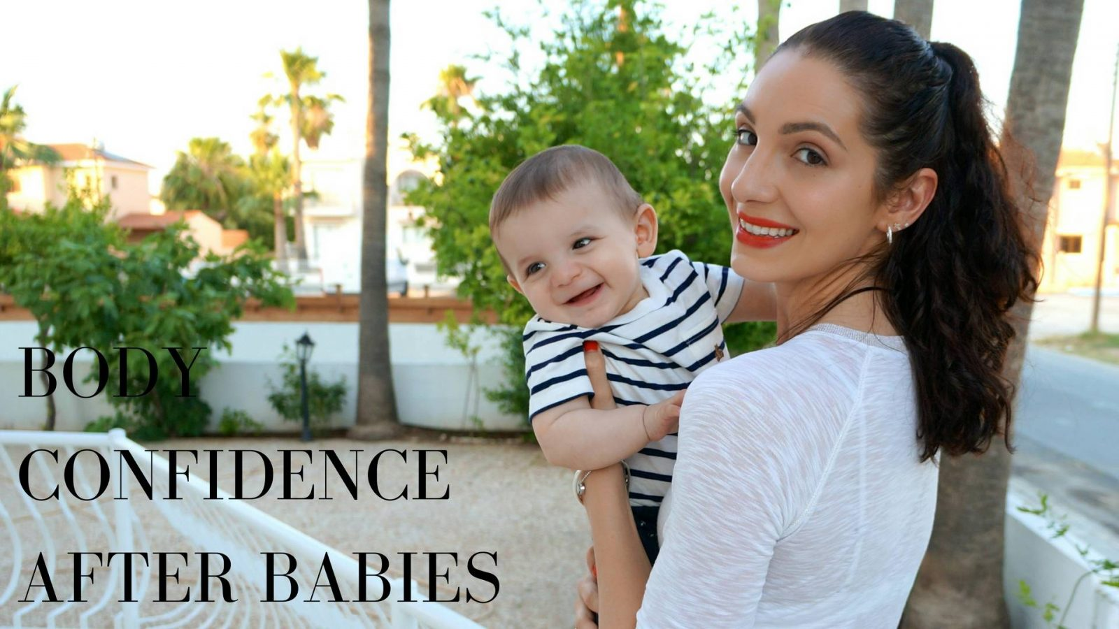 body confidence after babies
