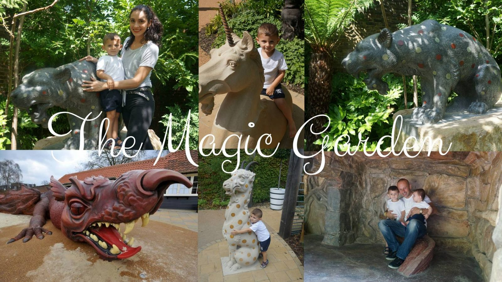 Family Day out at The Magic Garden