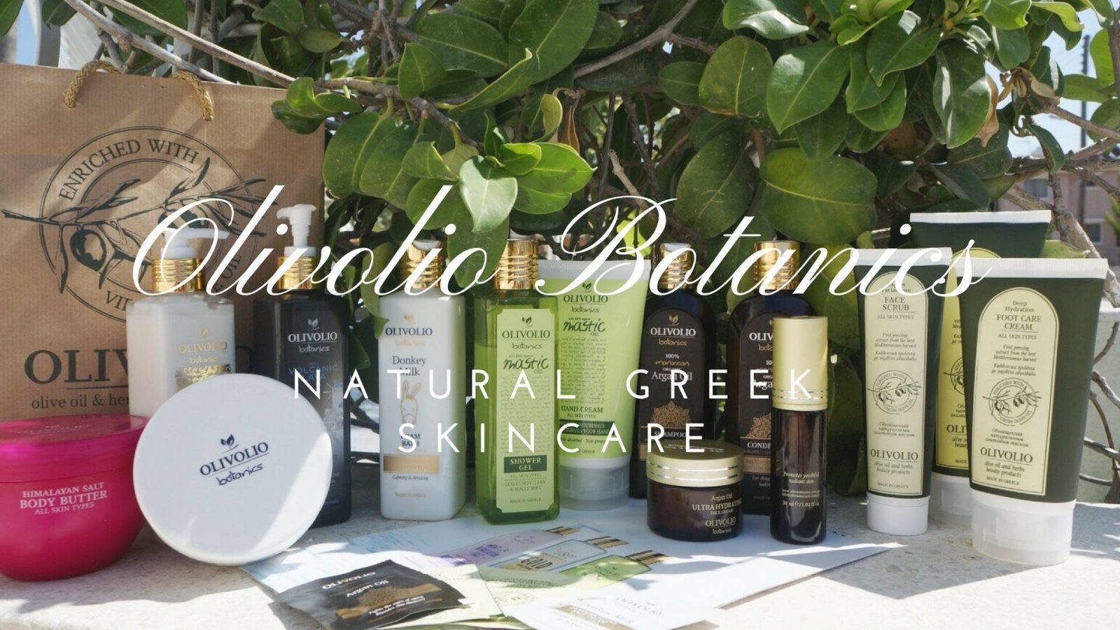 Olivolio Botanics