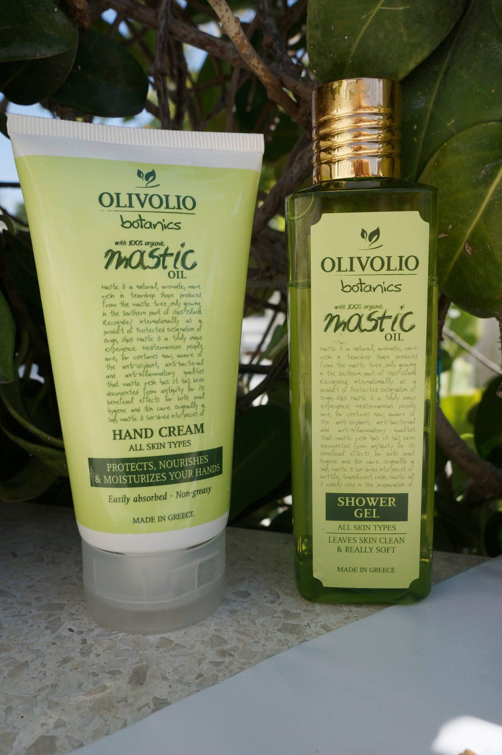 Olivolio mastic oil