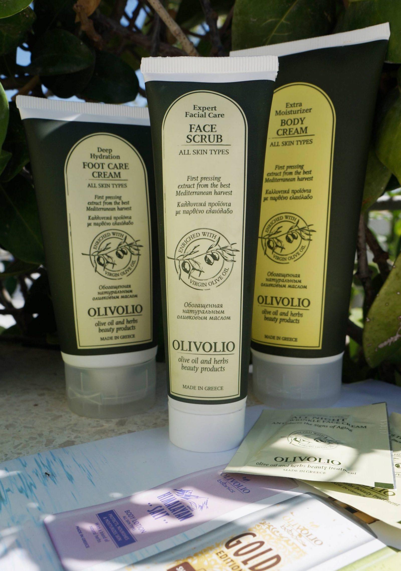 Olivolio classic skincare