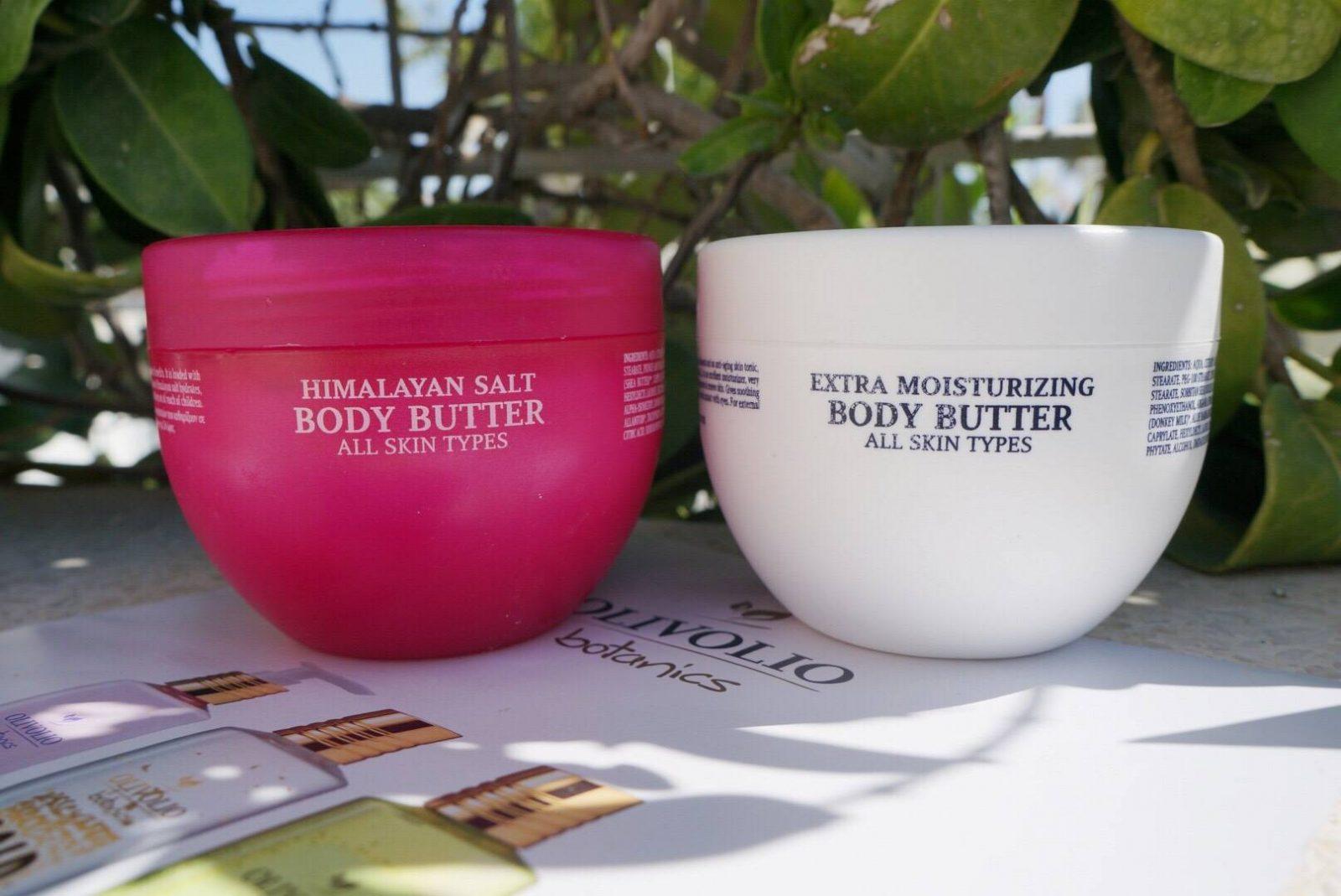 Olivolio body butter
