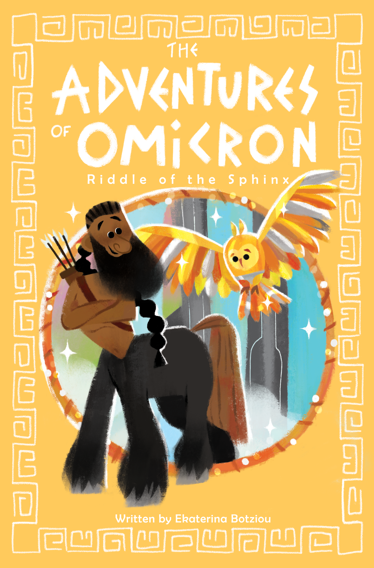 Omicron Riddle of the Sphinx